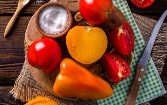Jak skłonić dzieci do jedzenia warzyw?