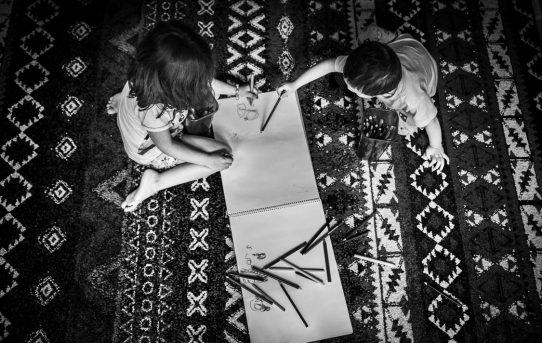 Praktyczny dywan do pokoju dziecięcego